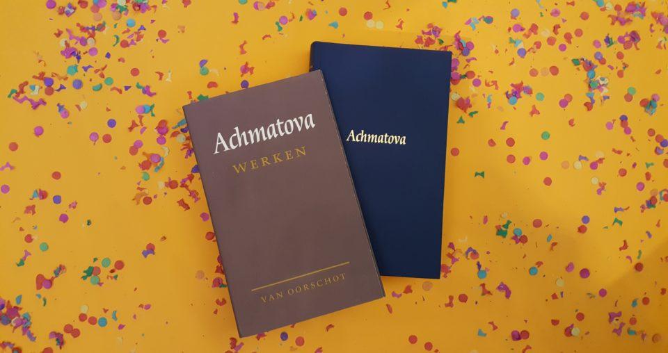 Poëzieweek: Anna Achmatova