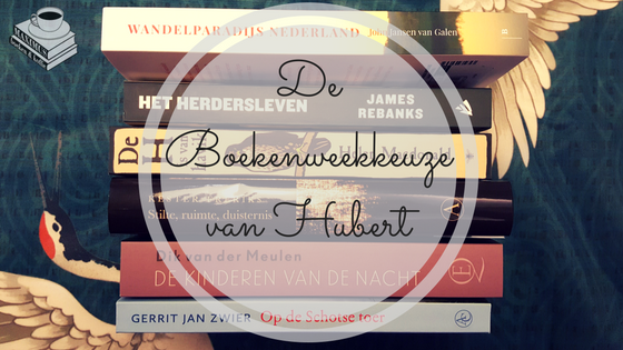 De Boekenweekkeuze van Hubert