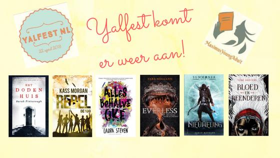 Yalfest: hét YA-evenement van Nederland!