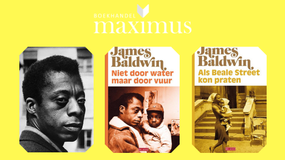 Een avond over James Baldwin, de Harlem Renaissance en Afro-Amerikaanse literatuur