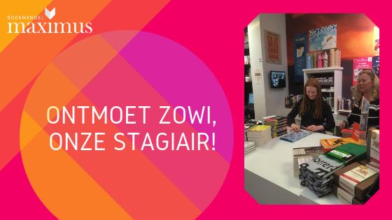 Ontmoet Zowi, onze Stagiair!