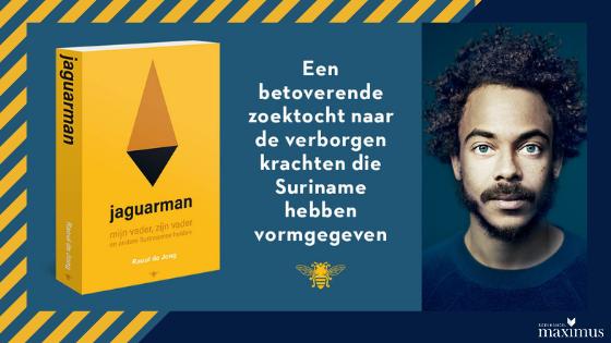 Lockdownleesclub: we bespreken Jaguarman met Raoul de Jong