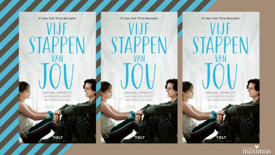 Laura recenseert YA: 'Vijf stappen van jou' van Rachael Lippincott