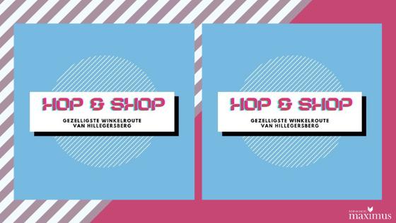 Hop & Shop Hillegersberg: koop nu uw ticket!