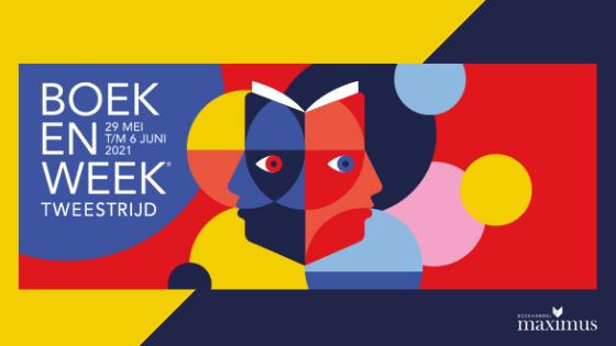 Boekenweek: 29 mei t/m 6 juni