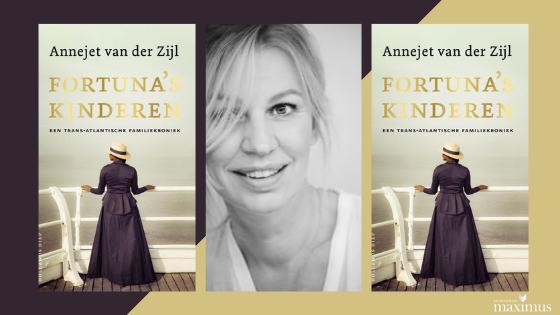 Annejet van der Zijl over Fortuna's kinderen – 18 november '21
